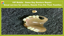Same Day Denture Repair: We Come to Your Home - My Dental Wig