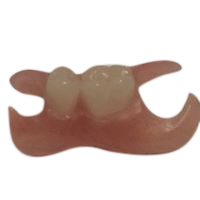 1 Jaw 1 Price™ (Upper OR Lower Jaw): $199 Down on Approved Credit - My Dental Wig