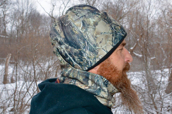 Hunting Beanie - Face Mask - Warm Head and Neck : Heat Locker