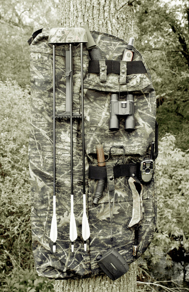 Compound Bow Hunting Case - 3 in 1 Backpackable