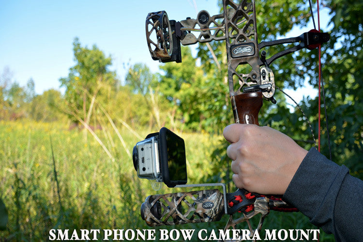 Smart Phone Bow Camera Video Mount