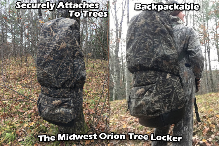 Midwest Orion Tree Locker