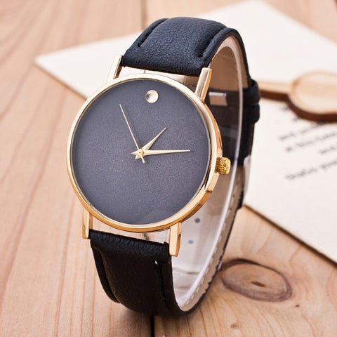 Fashion Simple Style Business Dress Wrist watch