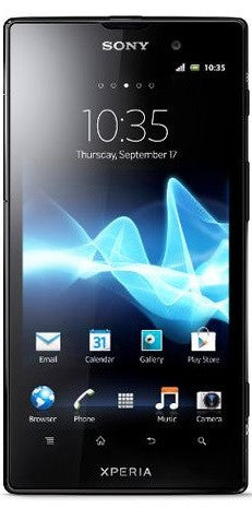 Sony Xperia ion (16 GB, WiFi , 4G )