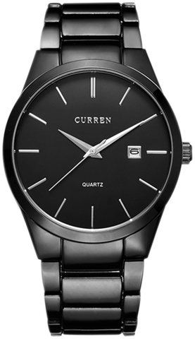 Curren Stainless Steel Watch