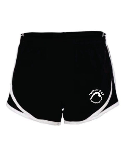M - Girls/Ladies Running Shorts - Flippin Out 2020