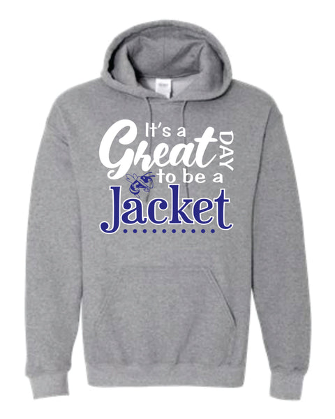 "Graphite ""Great Day"" Hoodie - AL only"