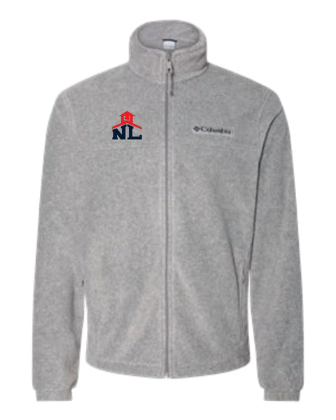 8 - Columbia Fleece Jacket - NLCS Staff Store