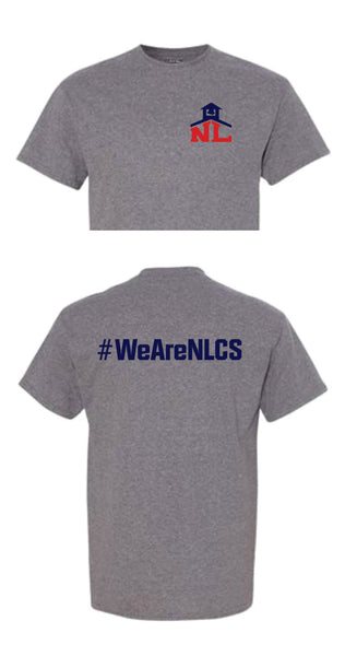 NLCS GRAY T-SHIRT