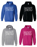 H - Simple Parkview Panther Hoodie (PICK FROM 4 COLORS) - Parkview 2020
