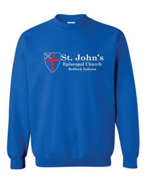 Crewneck Sweatshirt - ST JOHNS CHURCH