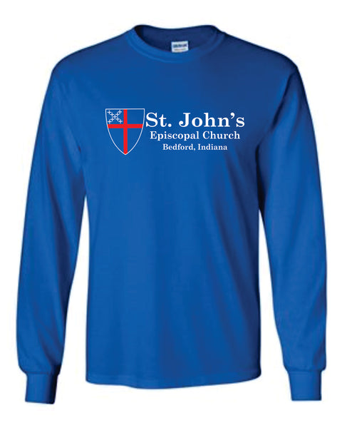 Long Sleeve T-Shirt - ST JOHNS CHURCH
