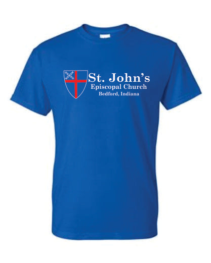 Regular T-shirt - ST JOHNS CHURCH