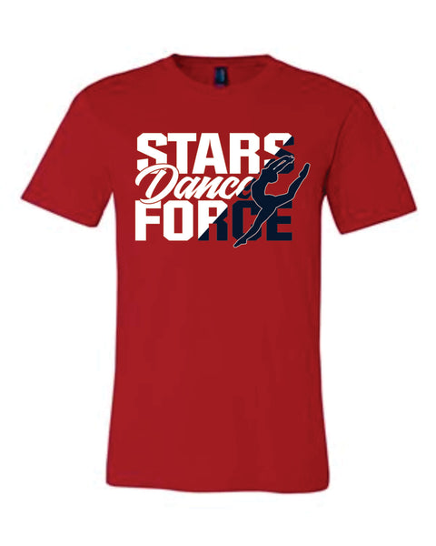 #1 - Team T-shirt (Mandatory for Dancers) - Dance Force 2020