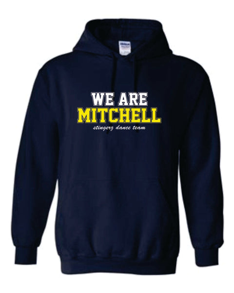 Stingerz - We are Mitchell Navy Hoodie AL ONLY - Stingerz 2020