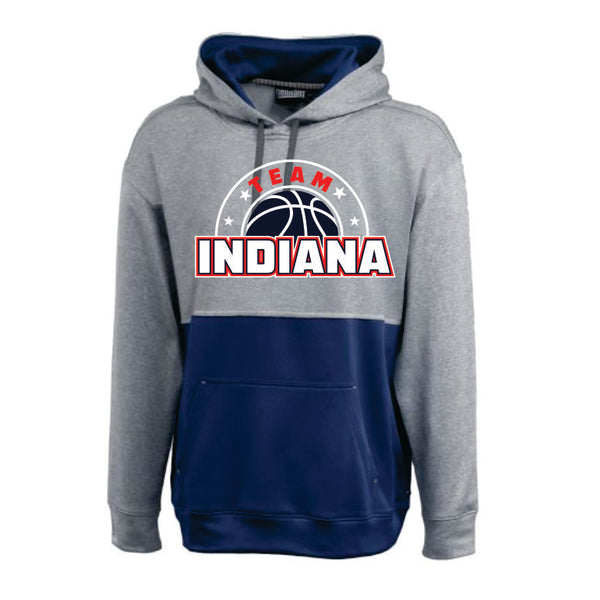 STYLE #5 - Performance Hoodie - TEAM INDIANA