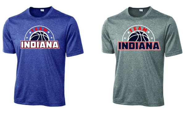 STYLE #3 - Dri Fit Performance Tshirt - TEAM INDIANA