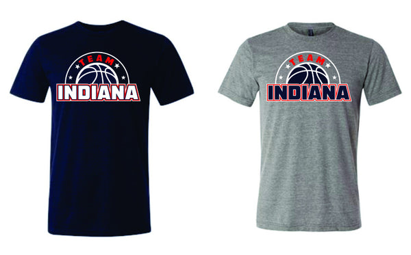 STYLE #2 - Soft Style T-Shirt - TEAM INDIANA