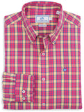 Southern Tide Wentworth Plaid Sport Shirt