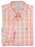 Royal Avenue Check Sport Shirt