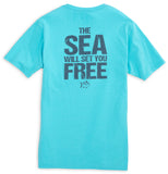 The Sea Will Set You Free T-shirt