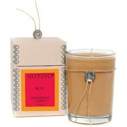 Votivo No. 38a Persimmon Poppy 6.8oz Candle