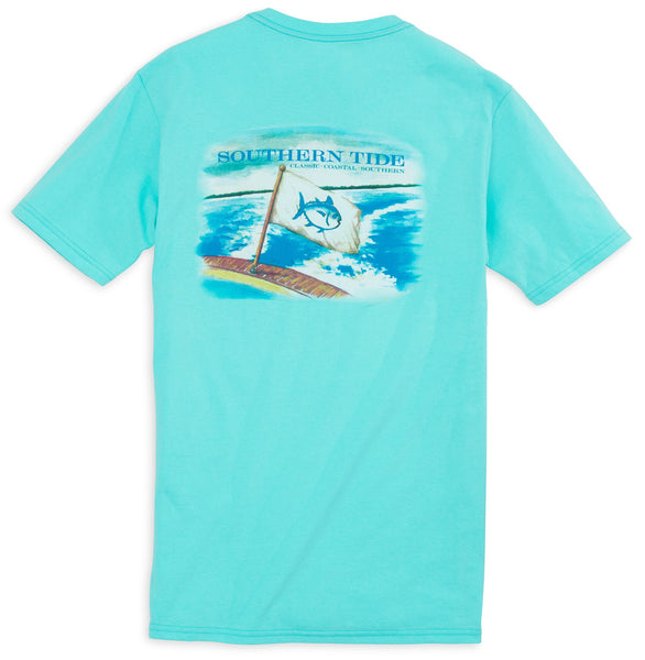 Coastal Watercolor T-shirt