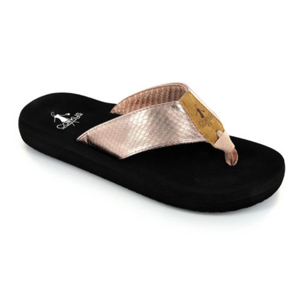 Corkys Royal Sandal Rose Gold