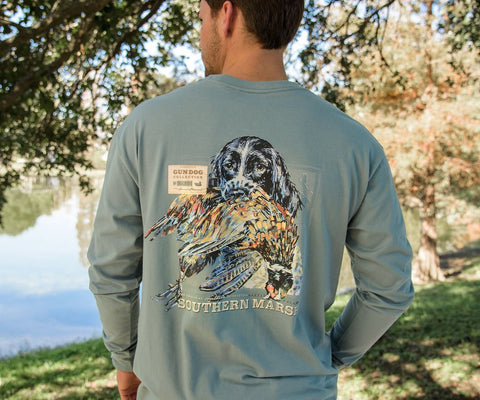 Southern marsh gun dog collection long sleeve
