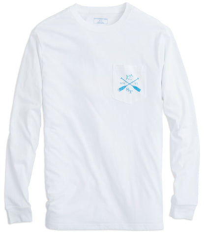 Southern Tide Paddle Pocket T-Shirt