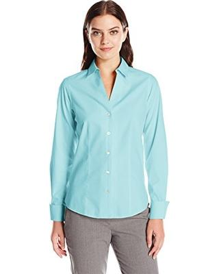 Foxcroft Seabreeze Button Up