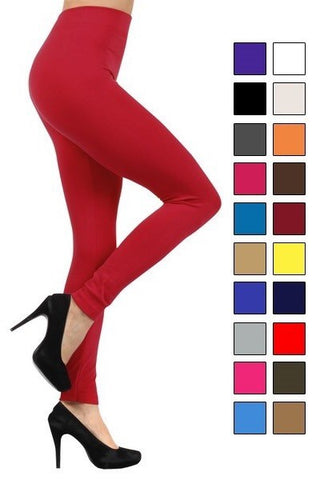 Long Fleece Lined Leggings