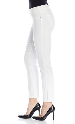 Tribal White Dream Jeans