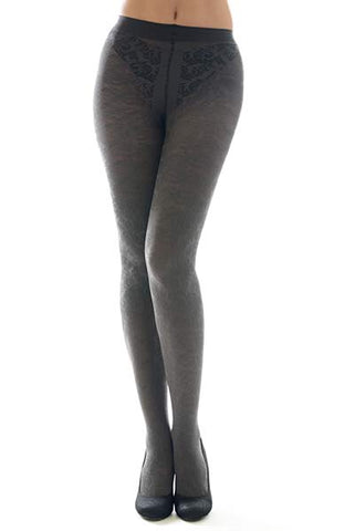 Fashion Tights with Pattern