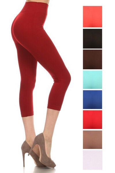 Capri Summer Leggings