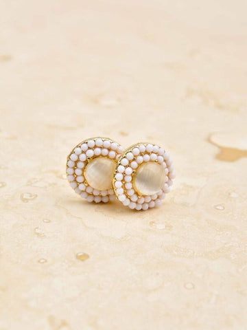 Princess Pearl Earrings