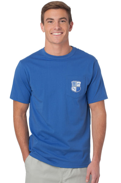 Southern Tide Heritage Crest T-shirt