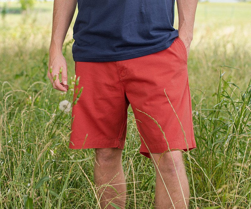 Southern Marsh Red Regatta Short