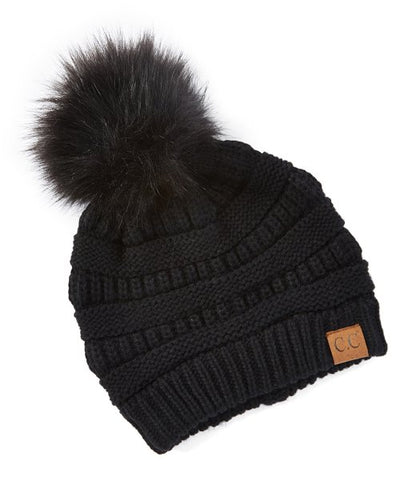 Pom Pom Beanies Winter Hat