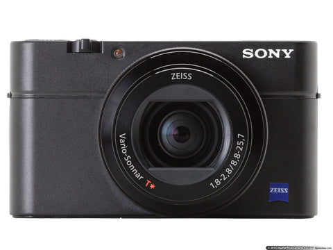 Copy of Sony Cybershot RX100 IV—The Speed Master