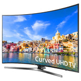 "Samsung 55"" KU7500 Curved 4K UHD TV"
