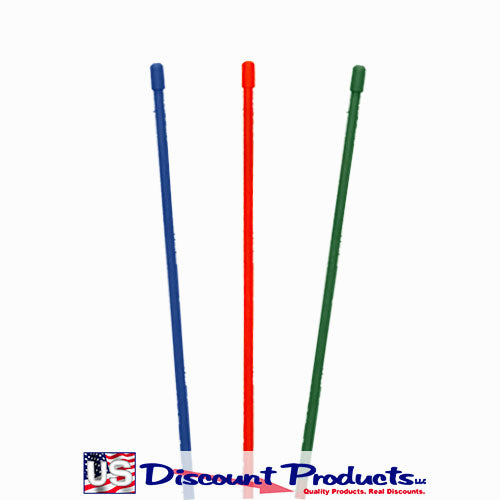 4 Foot Snow Stakes - 5/16- No Tape