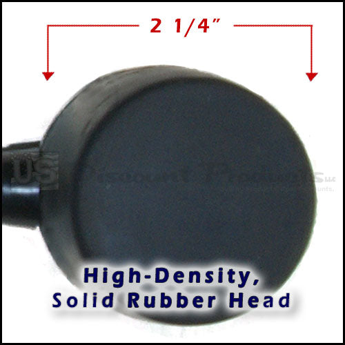 Rubber Mallet head