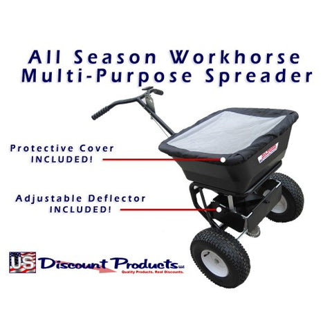 All Season Work Horse - Salt Spreader Cover
