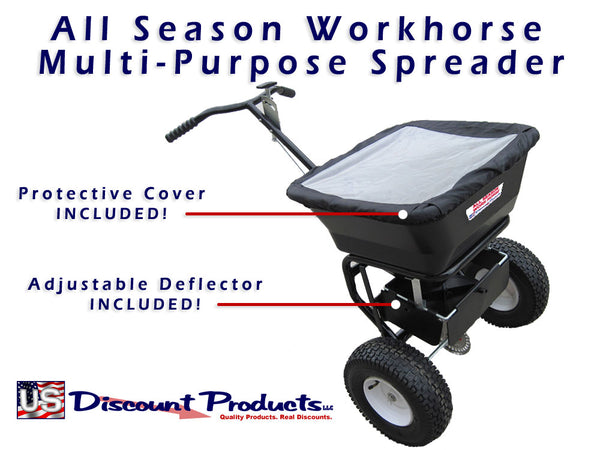 All Season Work Horse - Salt Spreader