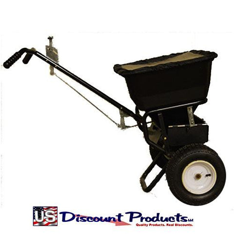 All Season Work Horse - Salt Spreader Spinner