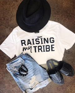 Raising My Tribe Graphic Tee