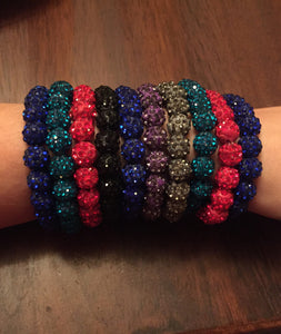 Handcrafted Bead Bracelets