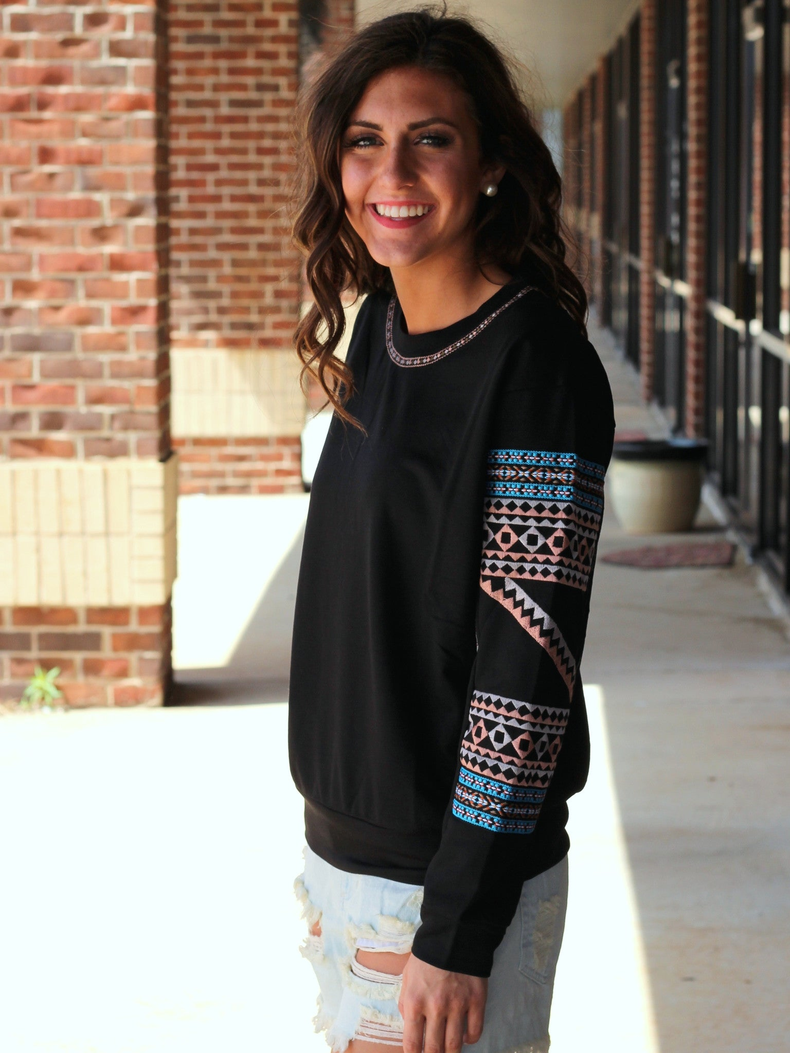 Native Threads Sweatshirt