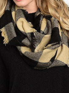 Luxury Blanket Infinity Scarves